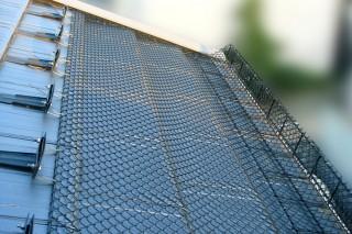 横葺金属屋根に取付け/ゆきもちくんデルタ